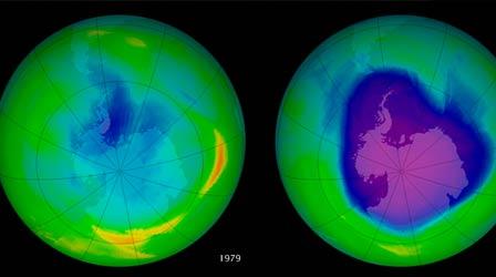 Nula recuperación de la capa de ozono