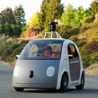 Google presenta coche autonomo./ @Cadena ser