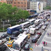 Gestión de tráfico ./ @ stock.xchng