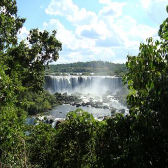 Iguazú (Brasil) / @stock.xchng