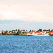 Lago Kivu (África)