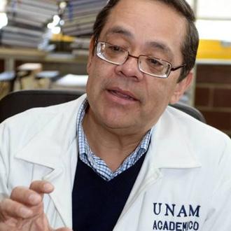 Juventino García Alejandre, de la Facultad de Química de la UNAM. (Foto: UNAM)